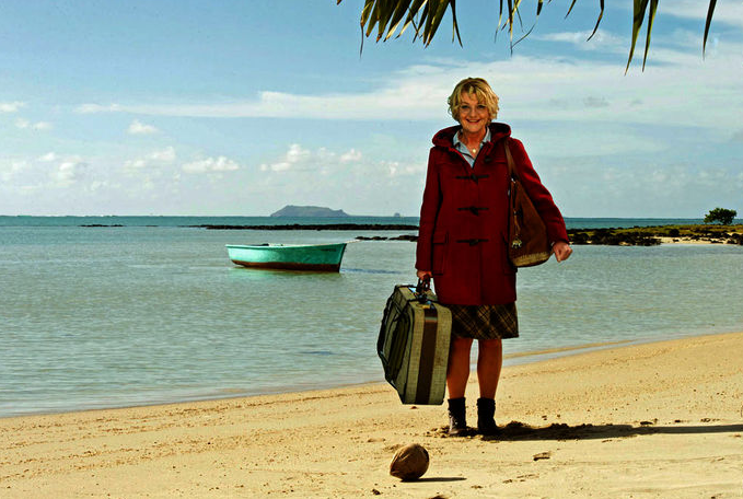 das Kindermädchen: Mauritius
